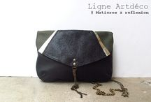leather bags and accessories