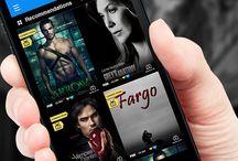 TV Explorer Mobile UI