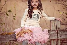 little girl shoot
