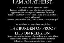 Atheism / by Patti Moran