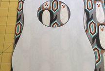 Baby bibs patterns