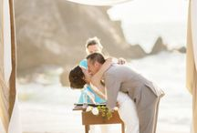 The Beach Wedding / by The Pavilion Function & Conference Centre
