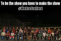 We Are Stafford / This is your NASCAR Home Track.