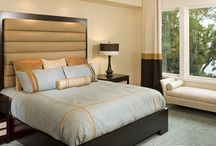 drapery and bedding ideas