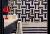 Bathroom design / Ceramics vietri