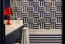 Bathroom design / Ceramics vietri
