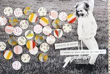 Scrapbook Inspiration / Inspiring layouts to spark creativity