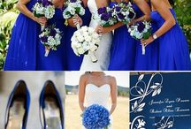 Royal Blue Weddings / by Unique Engagement Rings - Rings4love.com