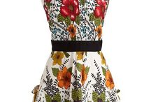 Aprons  / Thinking about designing a line of Aprons for my blog readers.