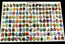 Rocks and minerals / by coffeetable tv