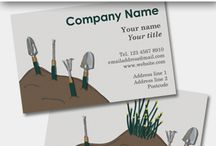 Business Cards for Gardeners / Template layouts for gardeners and landscaping companies. All of our online templates can be tailored to your requirements quickly and easily with our online design tool.