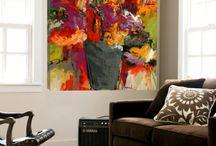 Obrazy w domu
