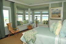 Beach House ideas / by Margaret  Peg Feightner
