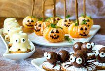 Halloween herkkuja