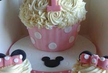 Reuzen cup cake