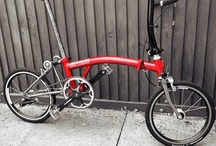 Brompton bikes / by Sarun Thongvanit