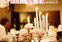 French Inspired Soiree
