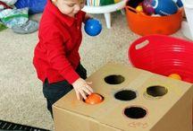 brinquedo Montessoriana DIY