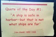 Quote van de dag / So true