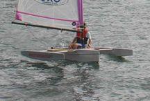 Italian 10' Sailboat Class