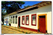 Ruas de Tiradentes Mg. Brasil by Rainel Dantas de Fontes