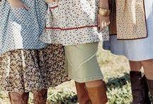 I love aprons / by Tamara~Grace