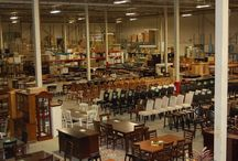 110,000 square feet / Some views of the store