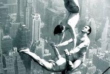 Acrobats and Dancers / by Tiffanie