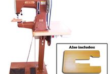 Leather Machinery / Sewing machines and other devices that help bring your craft to the next level!