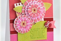 Card Creations / by Maureen Brown