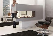 Element 4 / La beauté de la simplicité. Les cheminées d'ambiance à gaz d'Element4 ne sont pas seulement belles à regarder mais elles sont aussi fiables, propres et rapides à mettre en route