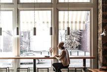 Cafe Window Ideas