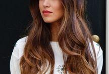Nouvelles envies couleurs cheveux