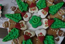 Bolachinhas de Natal / Gingerbread men