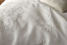 Dreamy bed linens