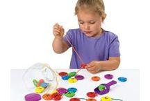 Educational Toys / by Catherine Montemayor