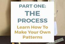 Pattern Making Process