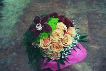 bouquet / Flower art & decoration.