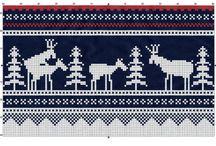 Norweskie wzory