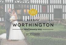 Ben & Rachel's Wedding @ Wrenbury / by Emma Fawcett-Eustace Flowers