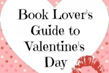 Valentine's Day Guide for Book Lovers / Romantic gifts, cards, activities and date nights ideal for book lovers and hardcore readers!