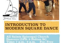 Square Dance Promotion / Square dance promotion strategies and ideas.  Best practices to promote your club.