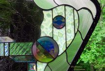 Dichroic and Stained Glass Ideas / by Dichroic GlassMan