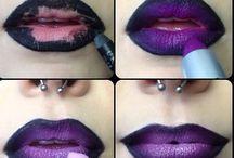 maquillaje labios