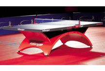 Ping Pong Tables (Table Tennis)