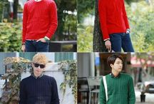 Korean fashion (Men) / Korean fashion (Men)