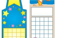 Summer / Check out our summer themed lines, incentive charts for summer reading and more!