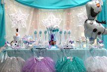 Disney Princess Party Ideas / Princess Party Ideas inspired by Disney Princesses