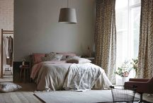 Sleeping Spaces / Scion is packed with endless fabric and wallpaper collections that can cater for amazing bedroom styles; from coastal to tranquil and rustic to moody... There's certainly plenty of combinations you can use to achieve a relaxed, contemporary look to your bedroom.