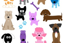 Clip Art & Graphics / by Emily @ My Pajama Days